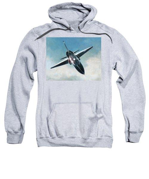 Black T-38 Sweatshirt