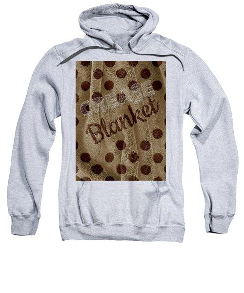 Blanket Sweatshirt by La Reve Design