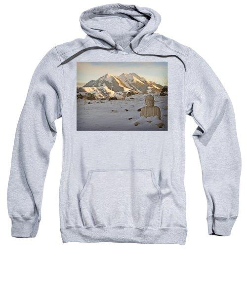 Blanket Of Peace Sweatshirt