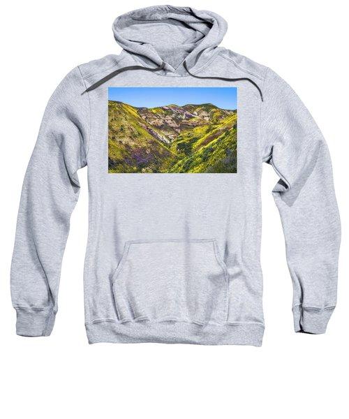 Blanketed In Flowers Sweatshirt