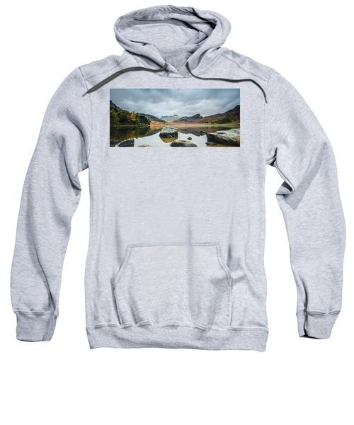 Blea Tarn In Cumbria Sweatshirt