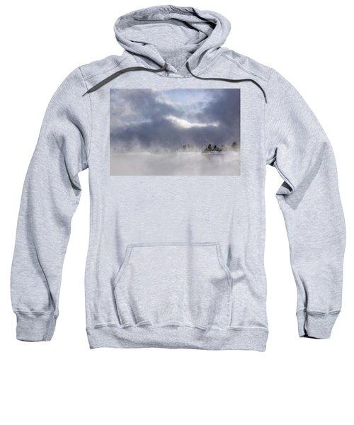 Blizzard In Bryce Canyon Sweatshirt