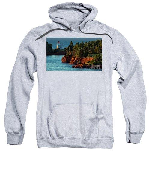 Blockhouse Point Lighthouse Sweatshirt