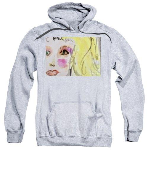Blonde Sweatshirt
