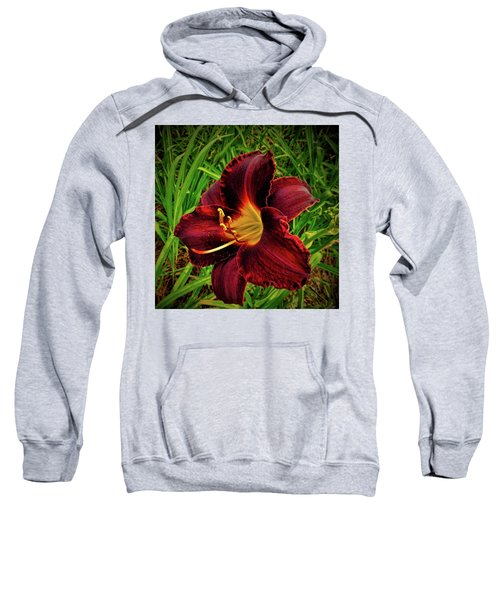 Blood Lily  Sweatshirt