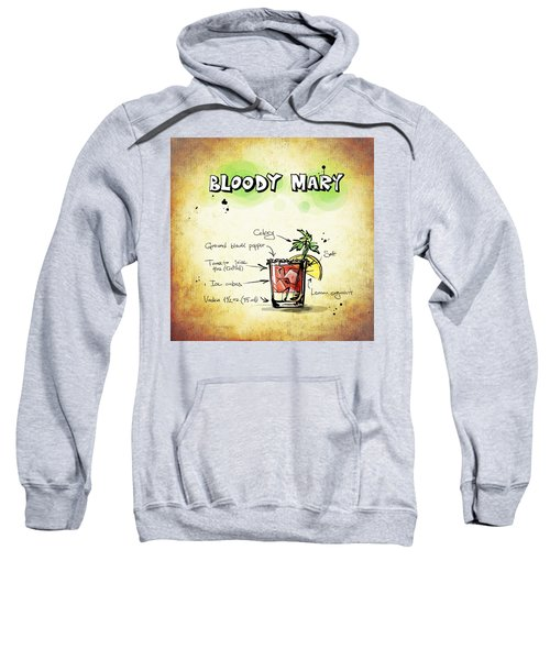 Bloody Mary Sweatshirt by Movie Poster Prints