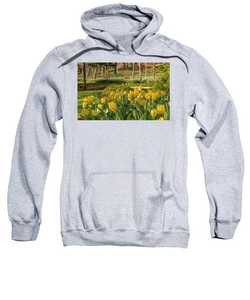 Bloomin Tulips Sweatshirt