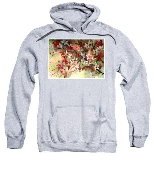 Blooming Magical Gardens IIi Sweatshirt