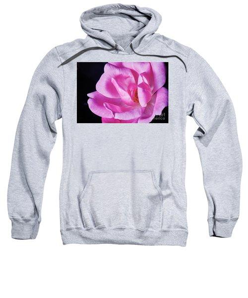 Blooming Rose Sweatshirt