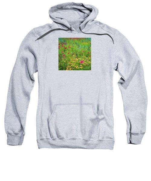 Blooming Wildflowers Sweatshirt