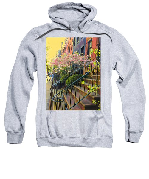 Blooms Of New York Sweatshirt