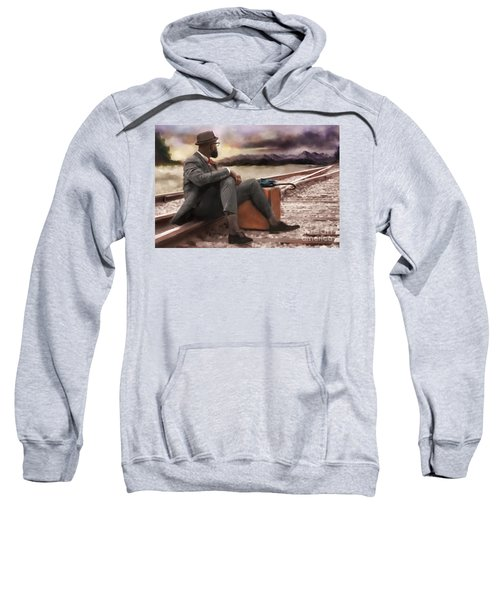 Blowin' In The Wind Sweatshirt