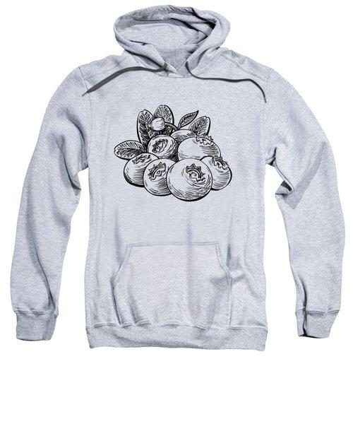Blueberries Group Sweatshirt