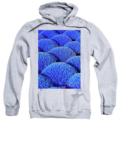 Blue Asia Sound Sweatshirt