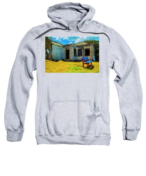 Blue Bench Sweatshirt