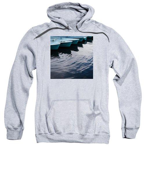 Blue Boat Sweatshirt