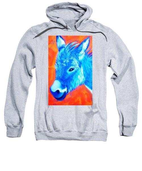 Blue Burrito Sweatshirt