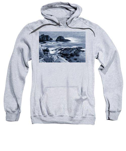 Blue Carmel Sweatshirt