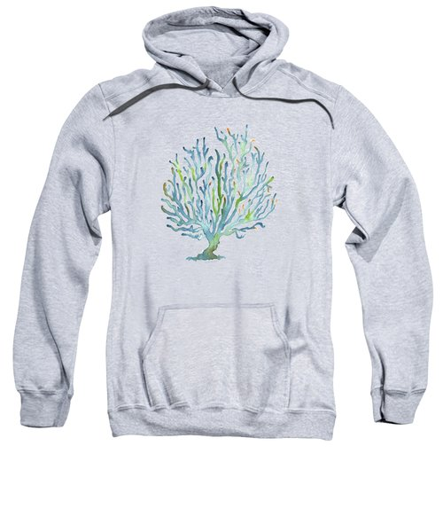Blue Coral Sweatshirt