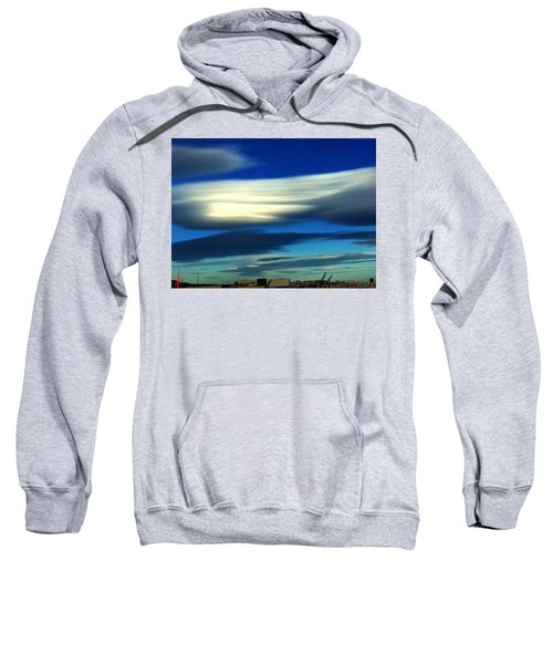 Blue Day Spain  Sweatshirt