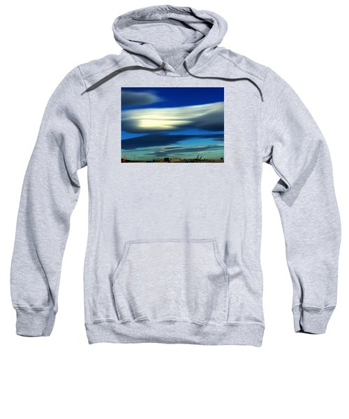 Blue Day Spain  Sweatshirt