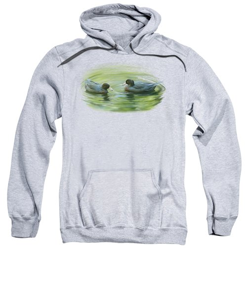 Blue Ducks  Sweatshirt
