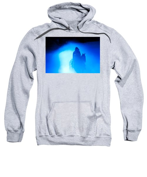Blue Knight Sweatshirt