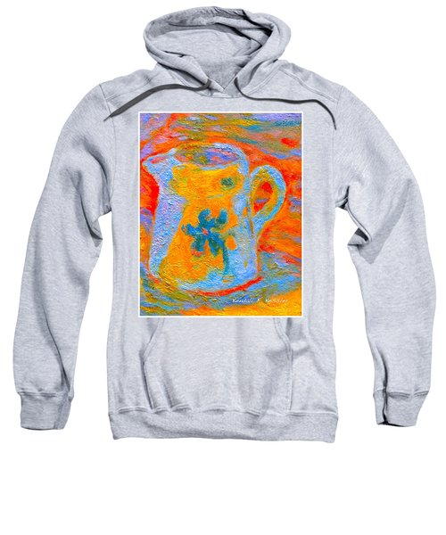 Blue Life Sweatshirt