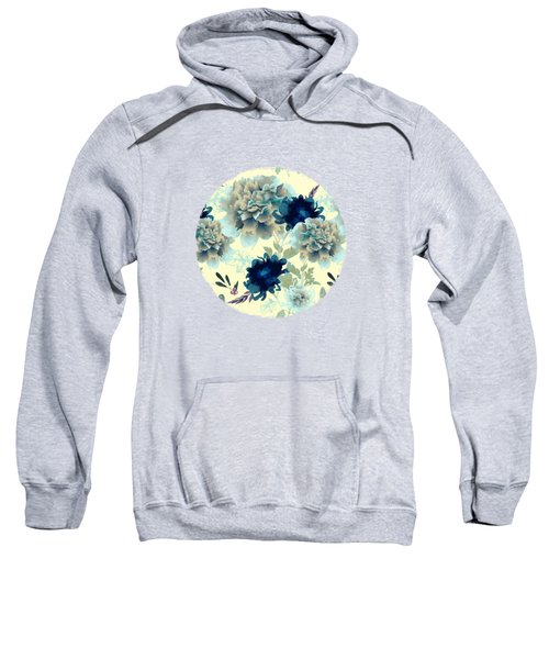 Blue Mum Sweatshirt