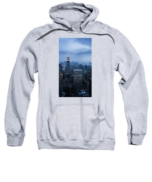 Blue New York Sweatshirt