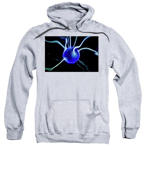 Blue Plasma Sweatshirt