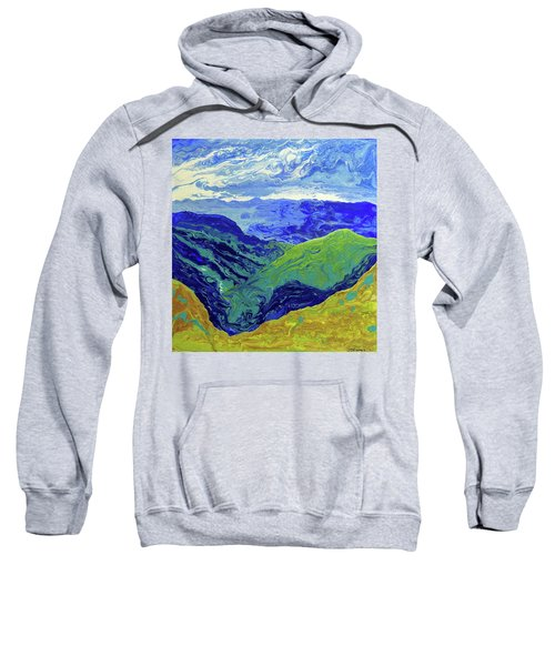 Blue Ridge Cloud Shadows 1.0 Sweatshirt