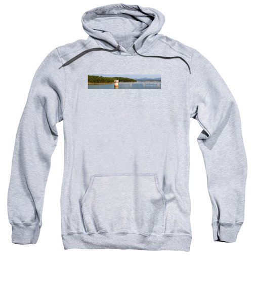 Blue Ridge Dam - Panoramic Sweatshirt