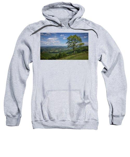 Blue Ridge Parkway Scenic View Sweatshirt