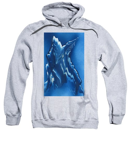 Blue Ridge Space Mountain Sweatshirt