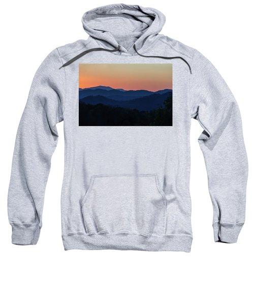 Blue Ridge Sunset Sweatshirt