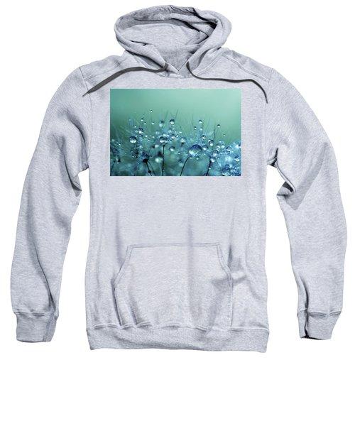 Blue Shower Sweatshirt