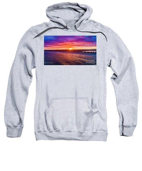 Blue Shutter East Beach Sweatshirt