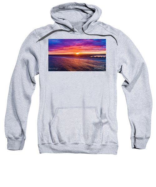 Blue Shutter East Beach Sweatshirt