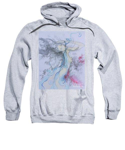 Blue Smoke And Mirrors Sweatshirt