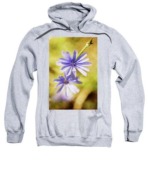 Blue Star #4 Sweatshirt