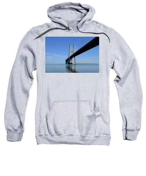 Blue Sunny Day Sweatshirt