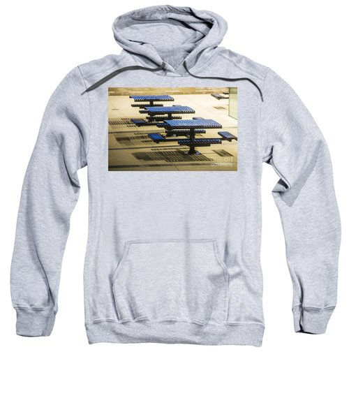 Blue Tables-6747a Sweatshirt