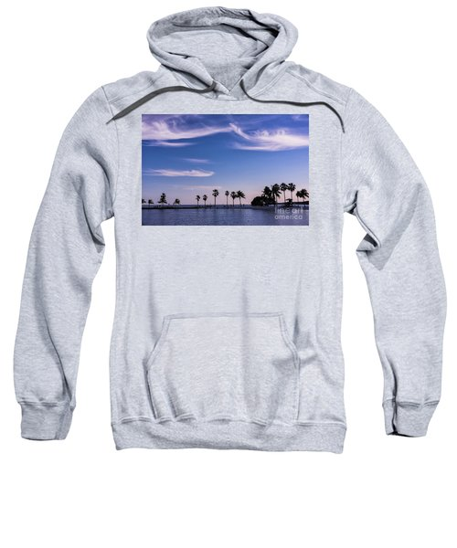 Blue Tropics Sweatshirt