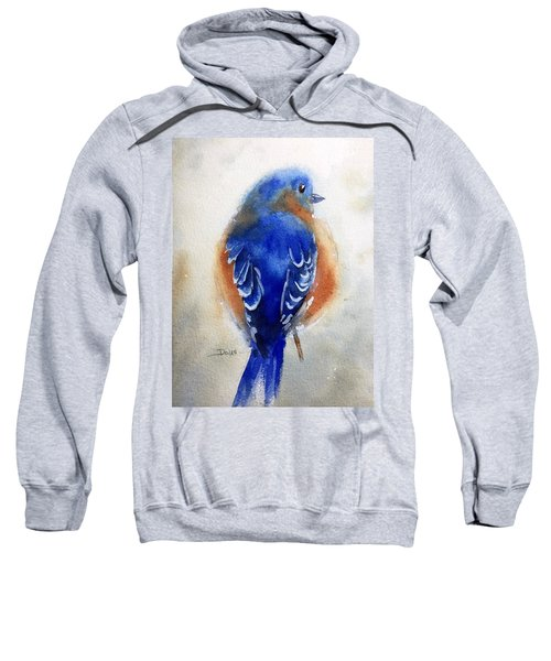 Bluebird #1 Sweatshirt