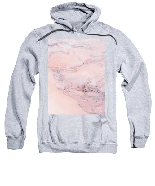 Blush Marble Sweatshirt