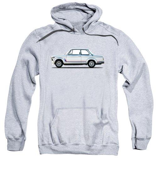 Bmw 2002 Turbo Sweatshirt by Mark Rogan