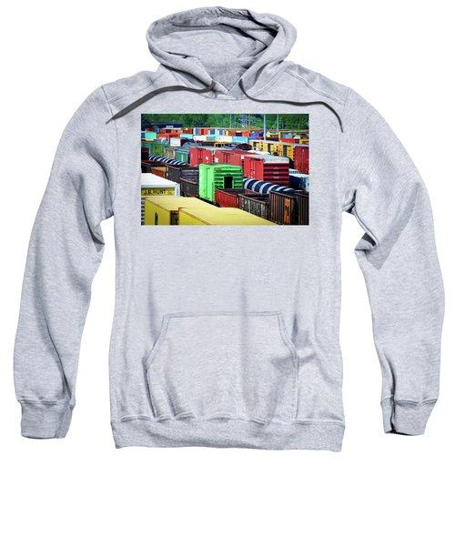 Bnsf Lindenwood Yard Sweatshirt