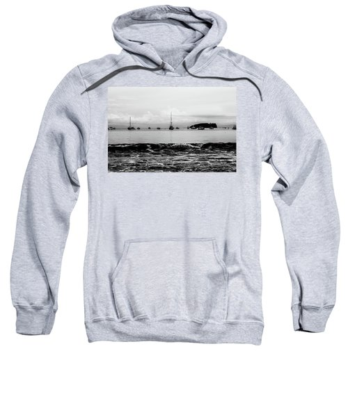 Boats And Waves 2 Sweatshirt