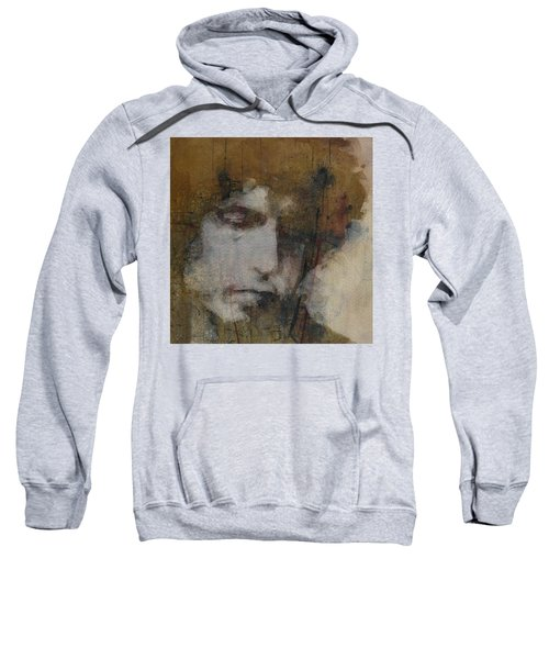 Bob Dylan - The Times They Are A Changin' Sweatshirt